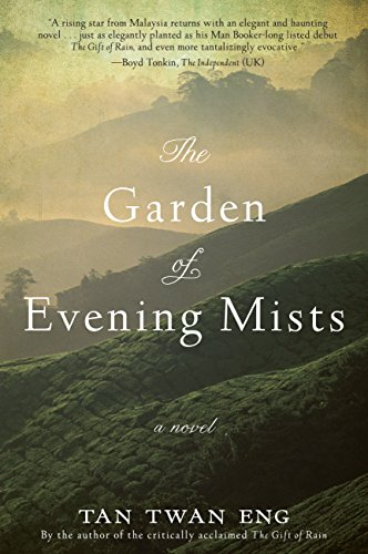 The Garden of Evening Mists - Winner Garden