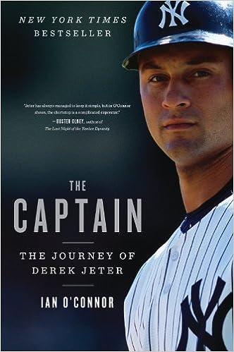 Cerca il download di ebook The Captain: The Journey of Derek Jeter B00AK2ZFU8 by Ian O'Connor MOBI