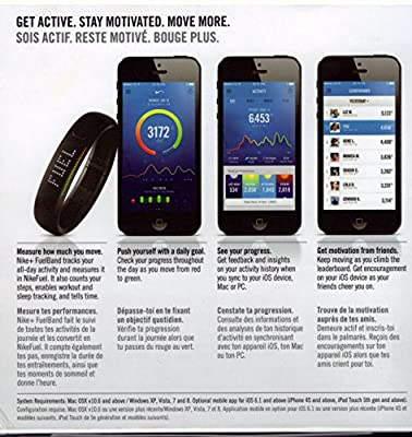 Nike+ FuelBand Se SportBand - The Smart Way to Get More Active (Rose Gold, Small)
