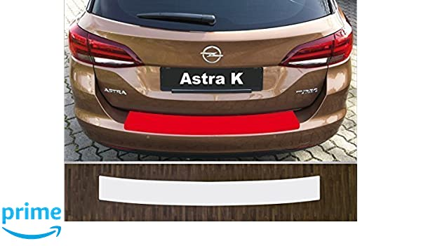 Se adapta para Opel Astra K Sports Tourer, a partir de 2016barniz protector de pantalla ladekant Protección Transparente: Amazon.es: Coche y moto