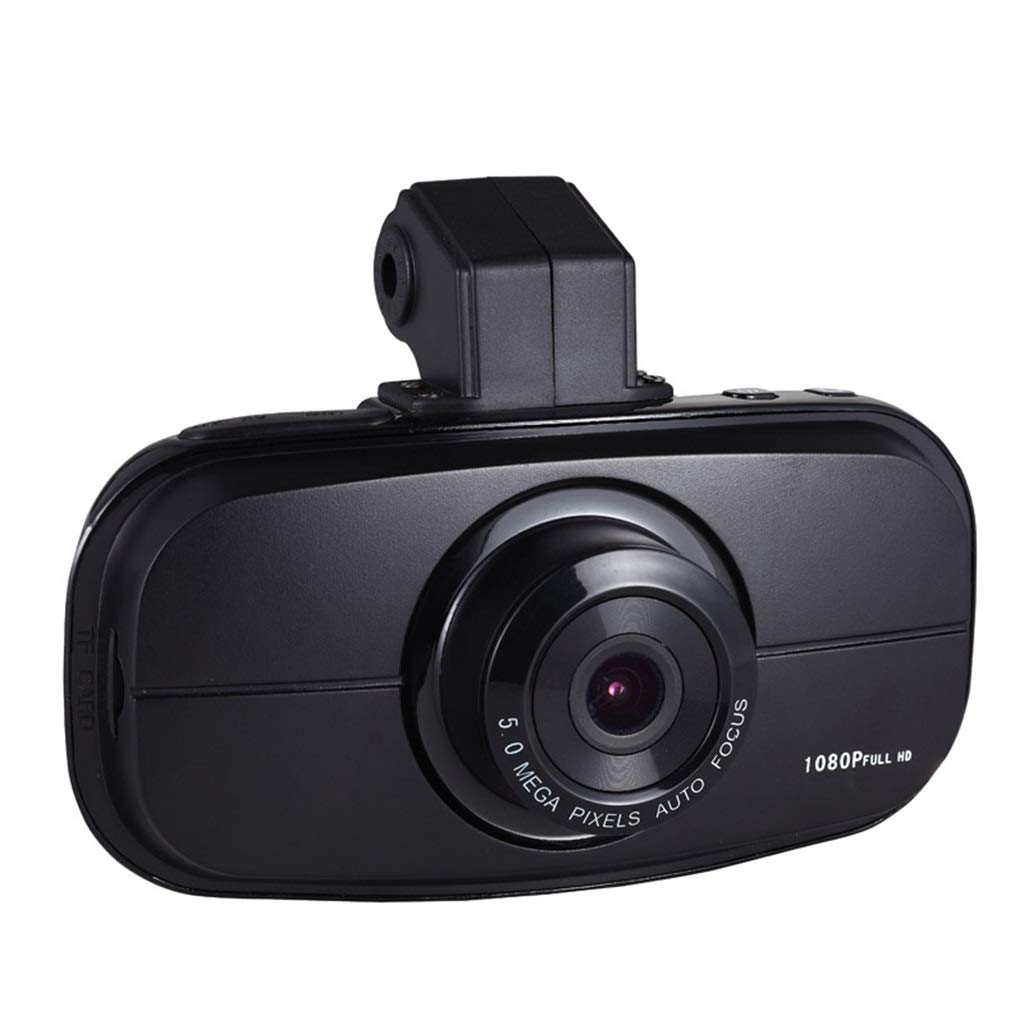 SAN_R 1080P Full HD car Camera Driving Recorder DVR Dashboard Camera Recorder in car Camera 2.7 inch Screen 140° Wide Angle Loop Recording G-Sensor Motion Detection Black