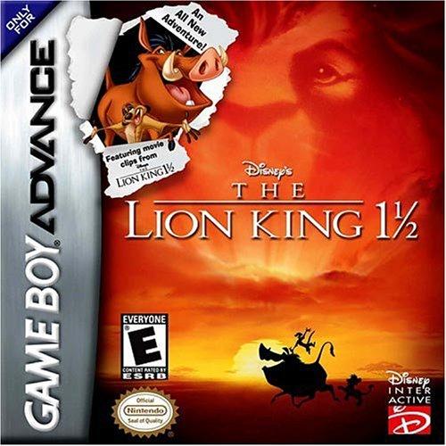 Price comparison product image Lion King 1 1/2