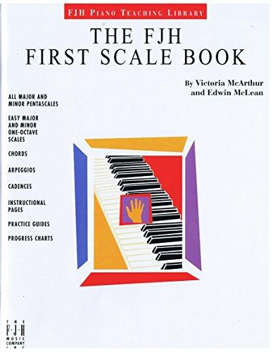 The FJH Classic First Scale Book