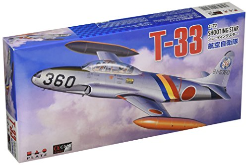 Platz 1/72 T-33 Shooting Star JASDF, 50th Anniversary, used for sale  Delivered anywhere in USA
