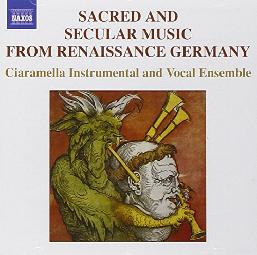 Sacred Face (Sacred & Secular Music From Renaissance Germany)