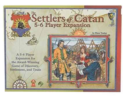 4099001 5-6 Player Expansion Mayfair Games Inc Settlers of Catan