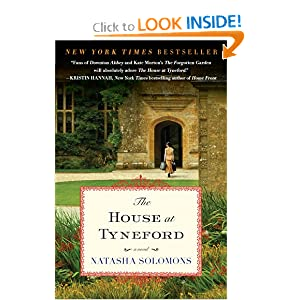 The House at Tyneford: A Novel Natasha Solomons