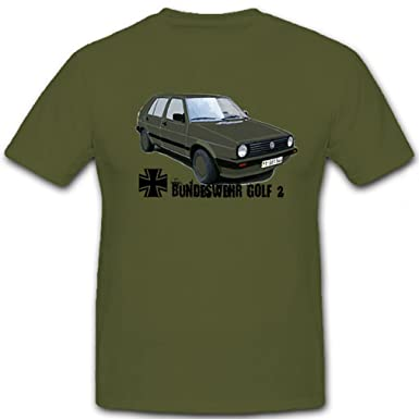 official photos 39d15 7d90b Bundeswehr Golf 2 Germany driving school wheeled vehicle ...