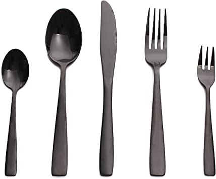 3 PIECE PLACE SETTINGS  18//0 STAINLESS FREE SHIPPING US ONLY 120 PIECES 40