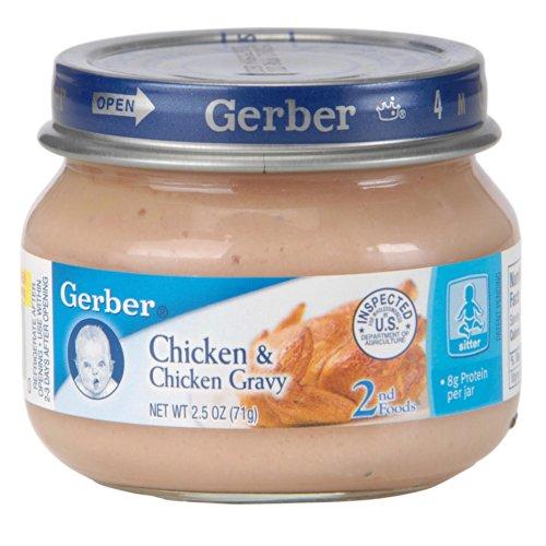 Gerber Foods Chicken Gravy Each