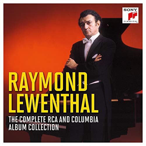 (Raymond Lewenthal The Complete RCA and Columbia Album Collection)