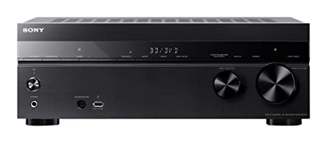 Sony 7 2 Channel Home Theater 4K AV Receiver (STRDH770)