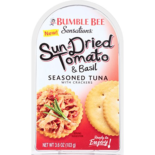 BUMBLE BEE Sensations Sun-Dried Tomato and Basil Seasoned for sale  Delivered anywhere in USA