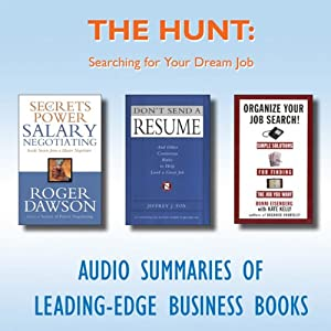 The Hunt: Searching for Your Dream Job Audiobook
