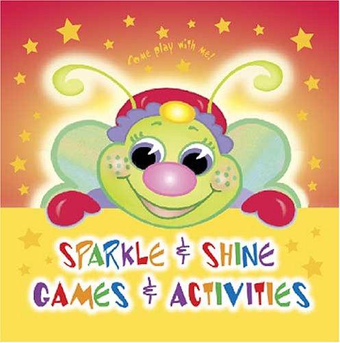 Sparkle & Shine Games & Activities (輸入版) Sparkle Activity