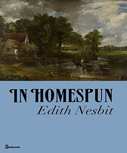 In Homespun (Illustrated)