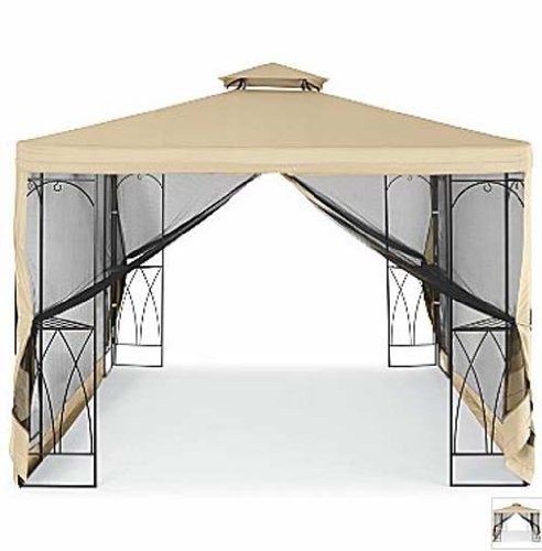 (JCP 2009 Outdoor Oasis Gazebo Replacement Canopy )