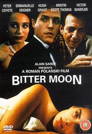Bitter Moon  Dvd