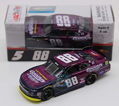 Lionel Racing Dale Earnhardt Jr 2017 Goody's NASCAR Diecast 1:64 Scale XFINITY Series (Car Dale Earnhardt First Race)