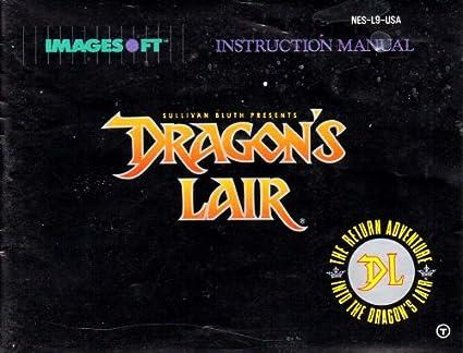 dragons lair nes