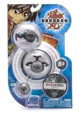 BakuSteel Bakugan Battle Brawlers Series Starter Pack -