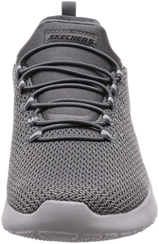 Shoes Skechers Dynamight Black Charbon Bois Top Low Men's de wgBwqHO
