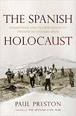 Descarga gratuita de libros de audio en inglés mp3 The Spanish Holocaust: Inquisition and Extermination in Twentieth-Century Spain   [SPANISH HOLOCAUST] [Hardcover] B008NWT7P6 en español RTF
