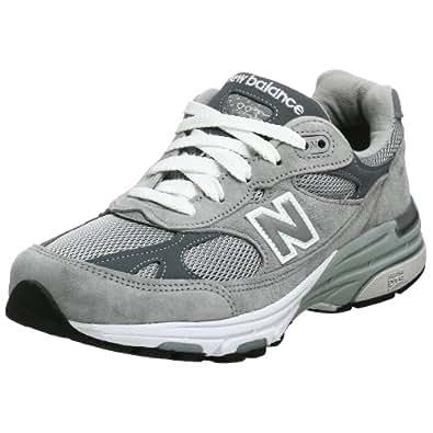 New Balance Women's WR993 Running Shoe,Grey,5 EE