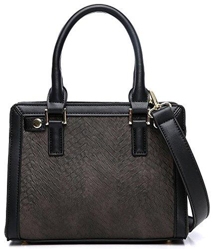 Small Satchel Handbag - 3