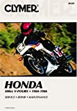 Honda 500cc V-Fours, 1984-1986, Clymer Publications Staff, 0892874198