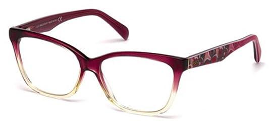 c36f24ca9ca Emilio Pucci EP5014 Eyeglasses 075 Shiny Fuchsia 55-14-140  Amazon.co.uk   Shoes   Bags