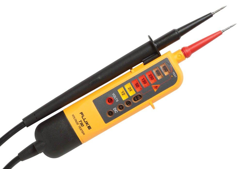 Fluke  T90  Testeurs de tension et de continuité T90/T110/T130/T150 FLUKE NETWORKS