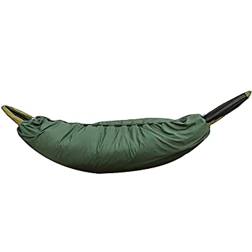 monkeyjack lightweight full length hammock underquilt under blanket sleeping bag for winter camping backpacking backyard   amazon    monkeyjack lightweight full length hammock underquilt      rh   amazon