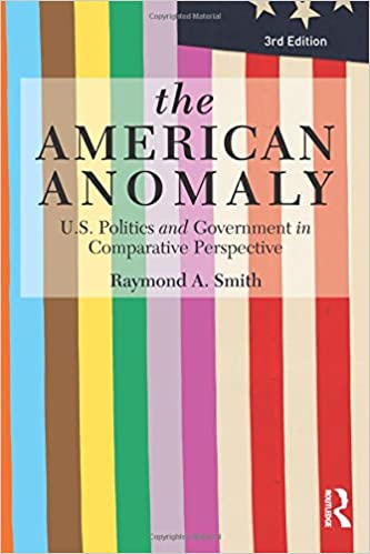 American Government The American Anomaly Volume 2