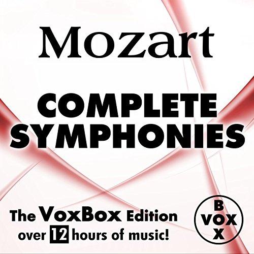 Mozart: Complete Symphonies (T...