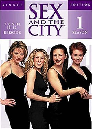 Amazon Com Sex And The City Saison 1 Episodes 7 A 12