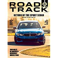 1-Year Road & Track Magazine Subscription