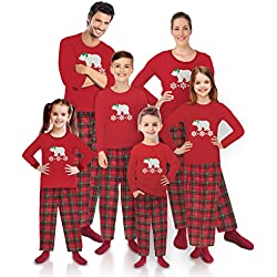 Mad Dog Concepts Polar Bear Fleece Holiday Pajamas