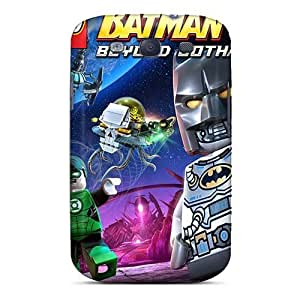 Scratch Resistant Hard Cell-phone Cases For Samsung Galaxy S3 (pIP10876gEel) Allow Personal Design Realistic Big Hero 6 Pattern