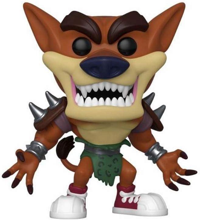 Funko Pop! Figura De Vinil Games: Crash Bandicoot - Tiny Tiger