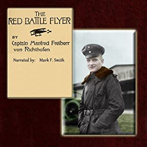 The Red Battle Flyer Hörbuch