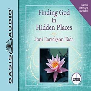 Finding God in Hidden Places Audiobook