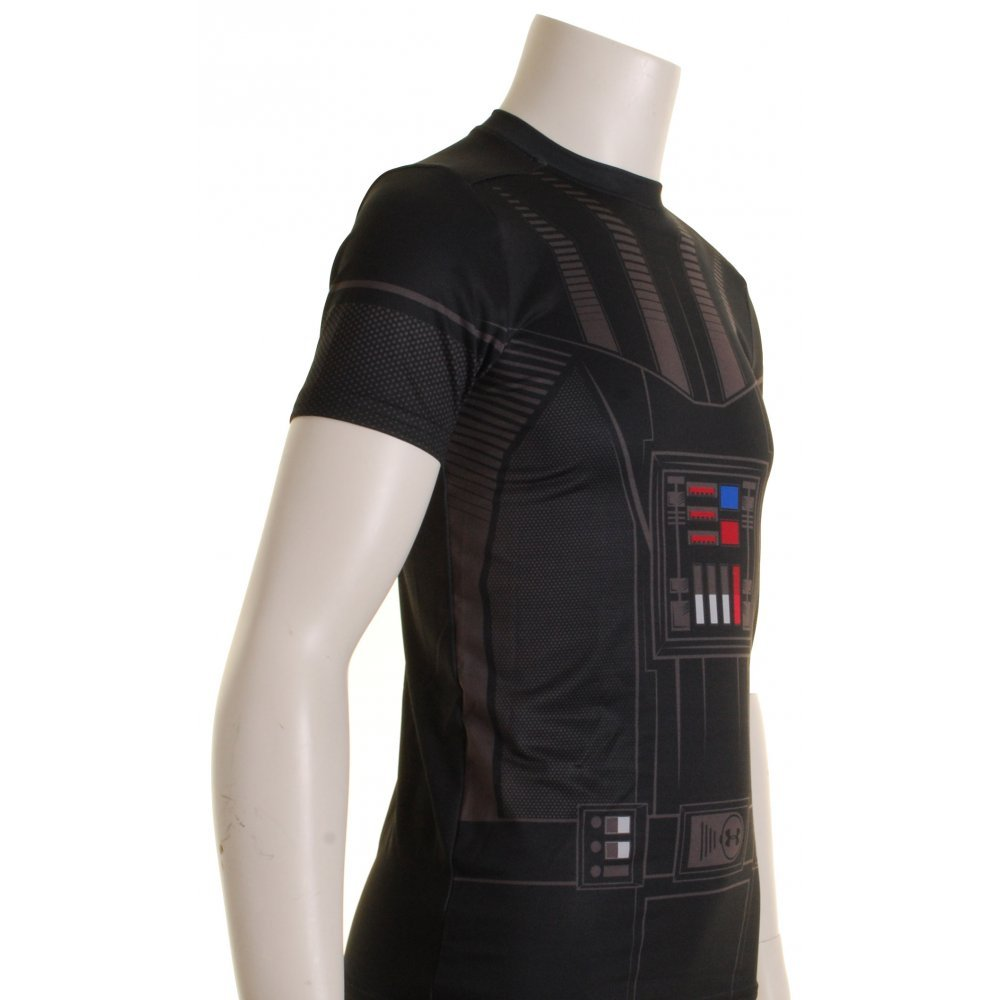 Under Armour Star Wars Compression Kids Base Layer Top X Small Vader by Under Armour (Image #3)