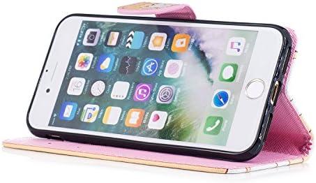 Samsung Galaxy s9 ケース 手帳型 sc-02k ケース キャラクター scv38 手帳型ケース 耐衝撃 耐摩擦 PUレザー 財布型 マグネット カード収納 横置き機能 滑り防止 ストラップホール付きケース ギャラクシーs9 ケース 犬 柴犬 動物 人気 女性 メンズ 男子 用 (Galaxy S9, 魚)