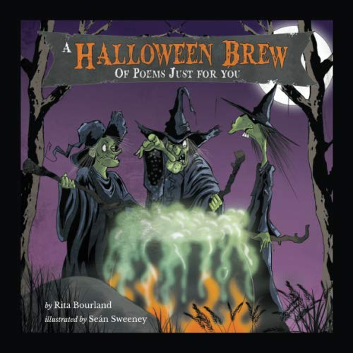 The Halloween Witch Poem (A Halloween Brew of Poems Just For)