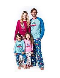 Little Blue House by Hatley - Pajamas de Navidad para Mujer