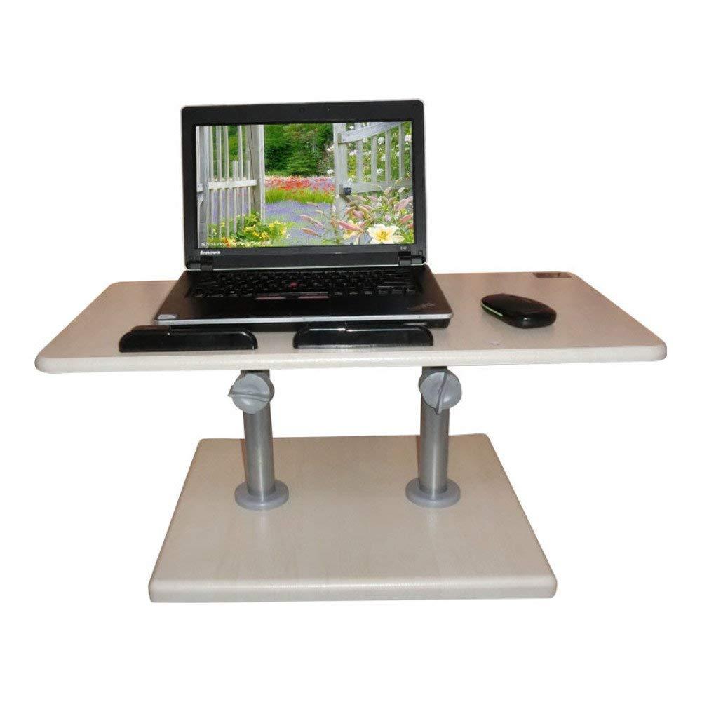 BAIF Stand del Escritorio de la computadora Permanente Stand del Escritorio de la Mesa Helipath de la Mesa Stand de la computadora portátil Ajustable Notebook Stand-B