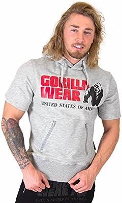Gorilla Wear Boston Short Sleeve Hoodie SALE