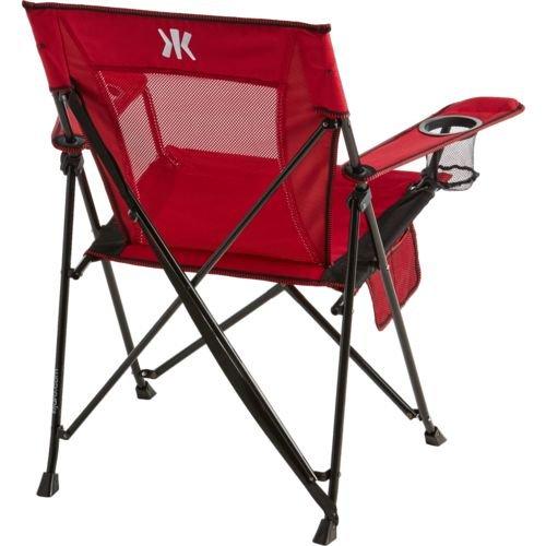 Kijaro Dual Lock Folding Chair (Red)