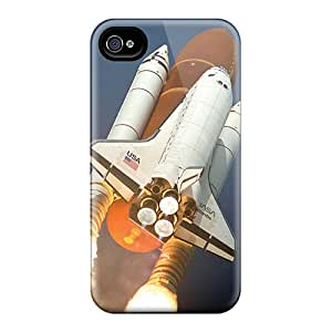 Aimeilimobile99 YRQ21946qyud Cases For Iphone 4/4s With Nice Space Shuttle Appearance